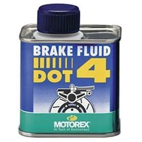 DOT  4 – BRAKE FLUID 250CC