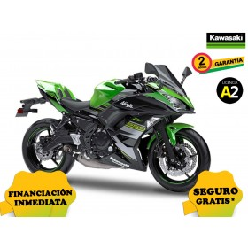 KAWASAKI NINJA 650 KRT PERFORMANCE EDITION ORP