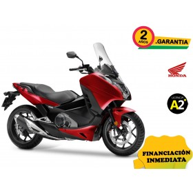 INTEGRA-NC750D COLOR ROJO PROMOCIÓN OFF ROAD PARTS