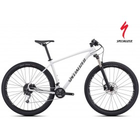 BICICLETA SPECIALIZED RH EXPERT R29 21V 2019 BLANCO OFFROAD