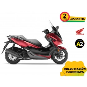 FORZA 125 ABS-NSS125AD COLOR ROJO PROMOCIÓN OFF ROAD PARTS