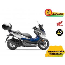 FORZA 125 ABS SMART TOP BOX-NSS125AD COLOR AZUL PERLA DEL PACIFICO PROMOCIÓN OFF ROAD PARTS
