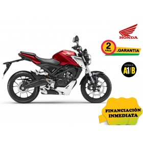NEO SOPORTS CAFÉ-CB125R COLOR ROJO CARDIAN PROMOCIÓN OFF ROAD PARTS