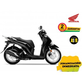 SH125I COLOR NEGRO PROMOCIÓN OFF ROAD PARTS