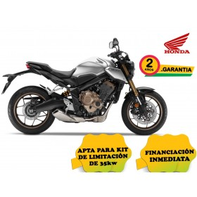 CB650R-Neo Sports Café COLOR GRIS PROMOCIÓN OFF ROAD PARTS