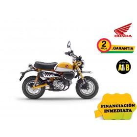 MONKEY  COLOR AMARILLO PROMOCIÓN OFF ROAD PARTS