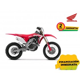 CRF450RX COLOR ROJO PROMOCIÓN OFF ROAD PARTS