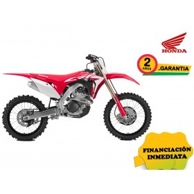 CRF250R 2019 COLOR ROJO PROMOCIÓN OFF ROAD PARTS