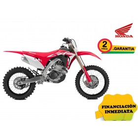 CRF250RX COLOR ROJO PROMOCIÓN OFF ROAD PARTS
