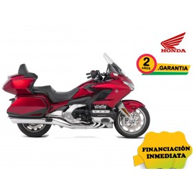 GOLD WING TOUR GL1800 COLOR ROJO PROMOCIÓN OFF ROAD PARTS