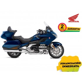 GOLD WING Tour with DCT & Airbag GL1800 COLOR AZUL PROMOCIÓN OFF ROAD PARTS