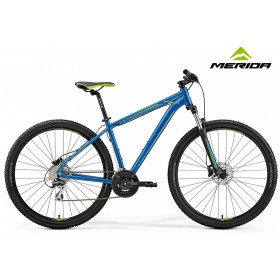 BICICLETA MERIDA BIG NINE 20-D 2018 azul offroad