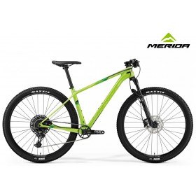 BICICLETA MERIDA BIG NINE 4000 2018 MPRACING