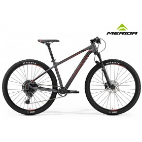 BICICLETA MERIDA BIG NINE 600 2018 GRIS OFFROAD