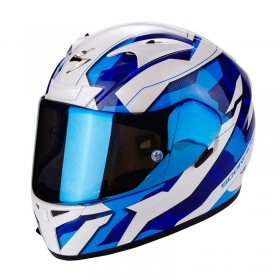 CASCO EXO-710 AIR Furio Blue MP RACING / OFF ROAD PARTS