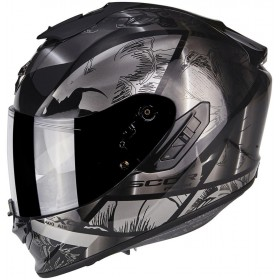 EXO-1400 AIR PATCH Black-Silve