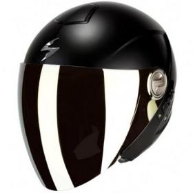 CASCO EXO-210 AIR Solido Negro