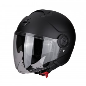 CASCO EXO-CITY SOLID MATT Black