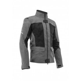 CHAQUETA RAMSEY MY VENTED 2.0 LONG NEGRO/GRIS