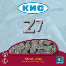 CADENA KMC Z7  Marrón 116...