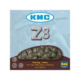 CADENA KMC Z-8  Marrón 116...