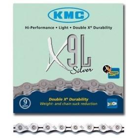 CADENA KMC X-9 L 116 Pasos...