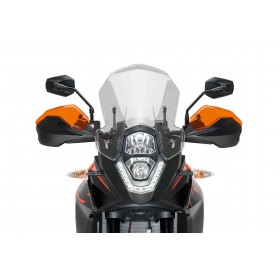 EXTENSION PARAMANOS KTM 1090 ADVENTURE 2017 NARANJA