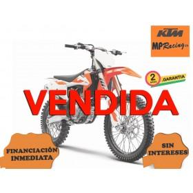 KTM 350 SX-F 2019 ORP VENDIDA