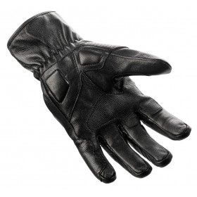 GUANTES SPYKE TOWN LEATHER NEGRO