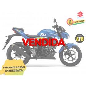 SUZUKI GSX S125Z ORP VENDIDA
