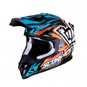CASCOS SCORPION VX-16 AIR REPLICA ROK BAGOROS