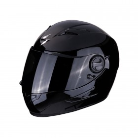 CASCO SCORPION EXO-490 SOLID BLACK