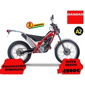 MOTO GASGAS CONTACT ESTART 280 2019 ORP
