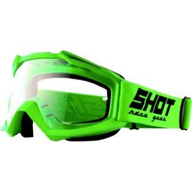 GAFAS SHOT ASSAULT - Verde
