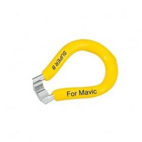 LLAVE DE RADIOS.  MAVIC 7mm