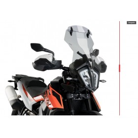 CUPULA TOURING CON VISERA PARA KTM 790 ADVENTURE 2019 DESPUES