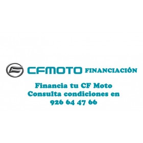 CF MOTO 650 NK ABS GRIS BLANCA FINANCIACION