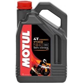 ACEITE MOTUL 7100 5W40 4T 4L