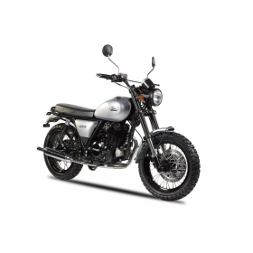 MOTO MASH TWO FIFTY 250 GRIS FRONTAL