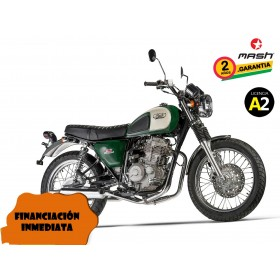 MOTO MASH FIVE HUNDRED VERDE ORP