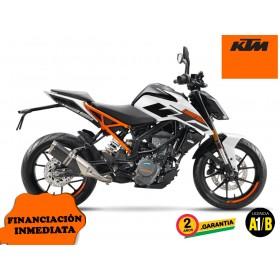 MOTO KTM NAKED 125 DUKE -...