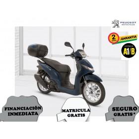 MOTO PEUGEOT BELVILLE ALLURE 125 AZUL ORP