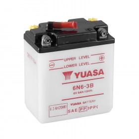 Batería Yuasa 6N6-3B Dry...