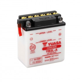 Batería Yuasa YB3L-A Dry...