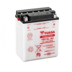Batería Yuasa YB14-A2...
