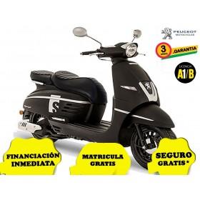 MOTO PEUGEOT DJANGO 125 ABS...
