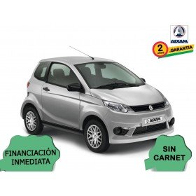 COCHE SIN CARNET AIXAM CITY PACK ORP