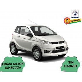 COCHE SIN CARNET AIXAM CITY PACK BLANCO ORP