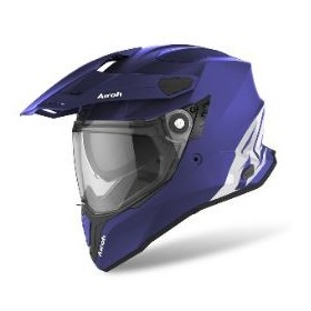 CASCO AIROH TRAIL COMMANDER AZUL