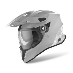 CASCO AIROH TRAIL COMMANDER GRIS